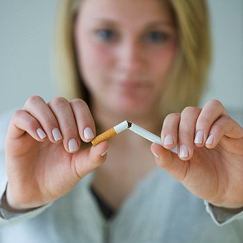 Курение и кормление грудью