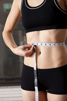 Как быстро убрать жир с живота для женщин, упражнения и диета.